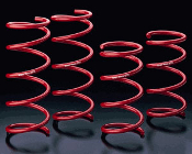 2007-2010 Toyota Yaris Swift Sport Springs