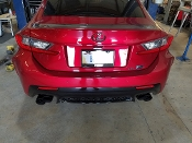 Lexus RCF Dual Mode Exhaust - Elite Series