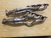 Lexus RCF/GSF UnEqual Length Headers